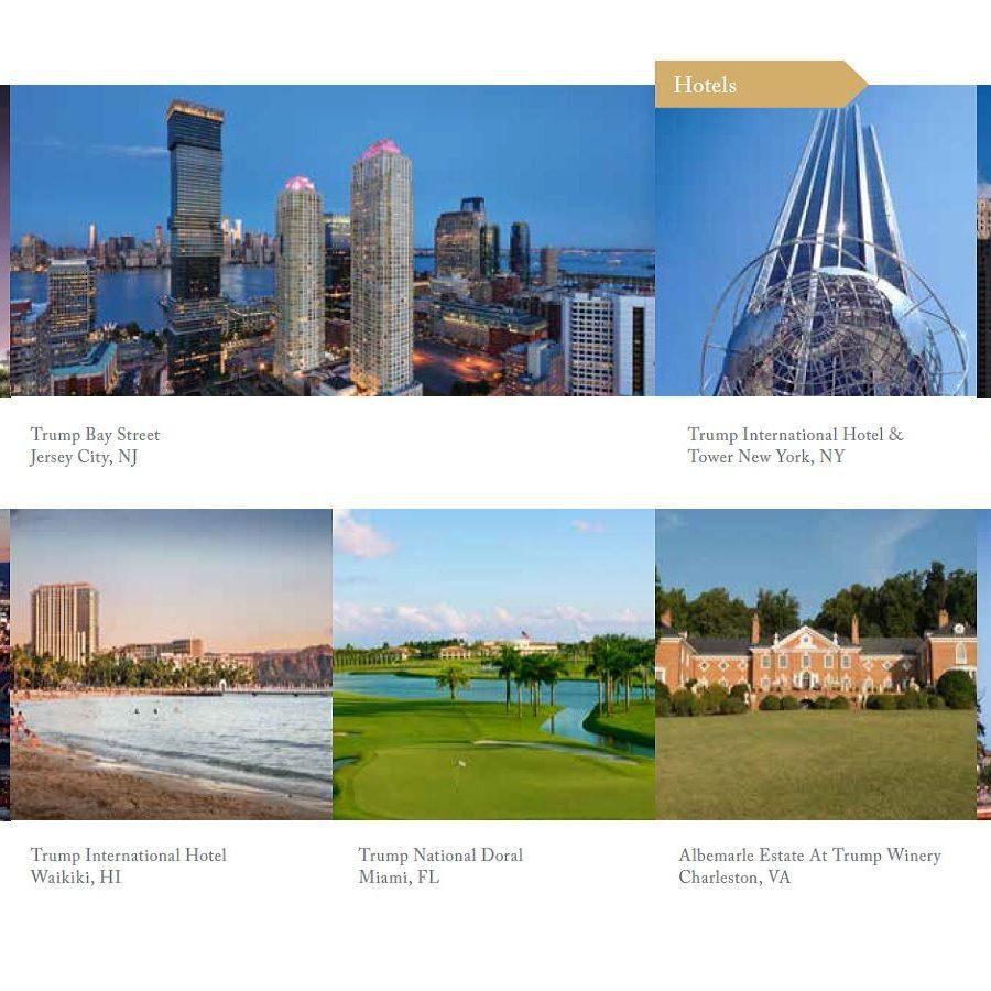 Trump Towers Gurgaon - Trump - Residential Buildings 31-33, Hotel 1-7