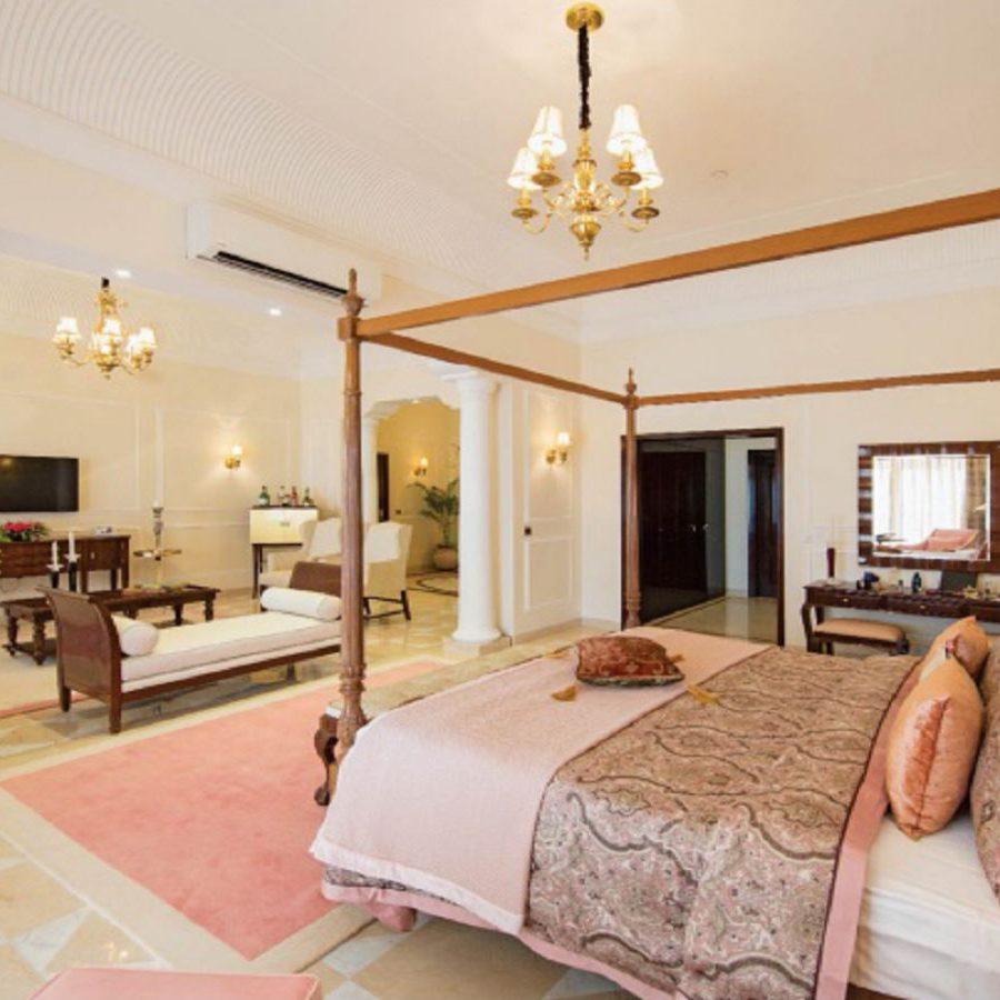 SkyVilla - Bedroom