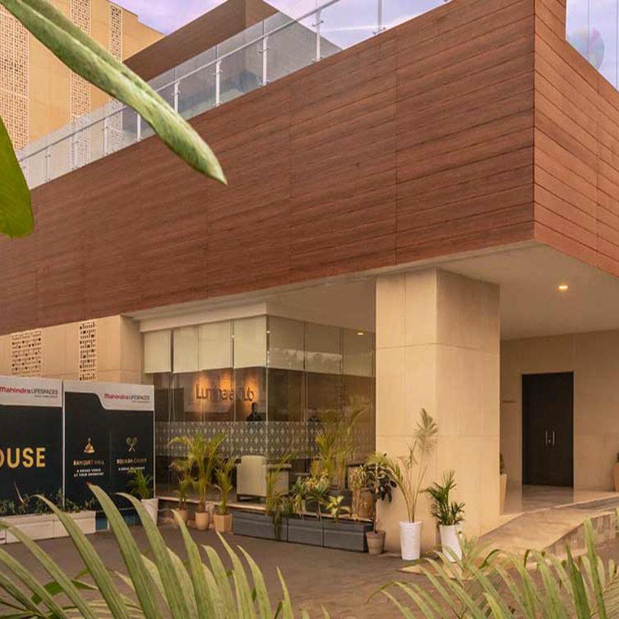 Mahindra Luminare - Club House