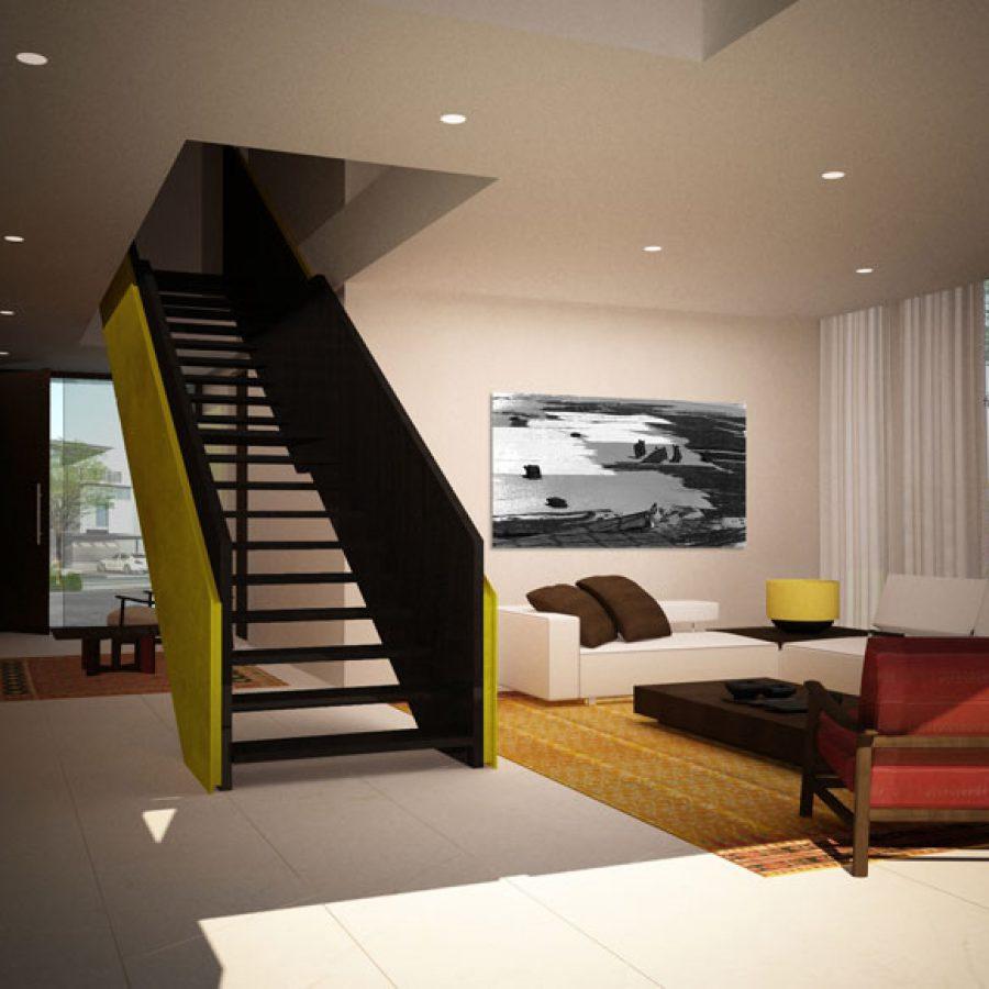 G1A Staircase