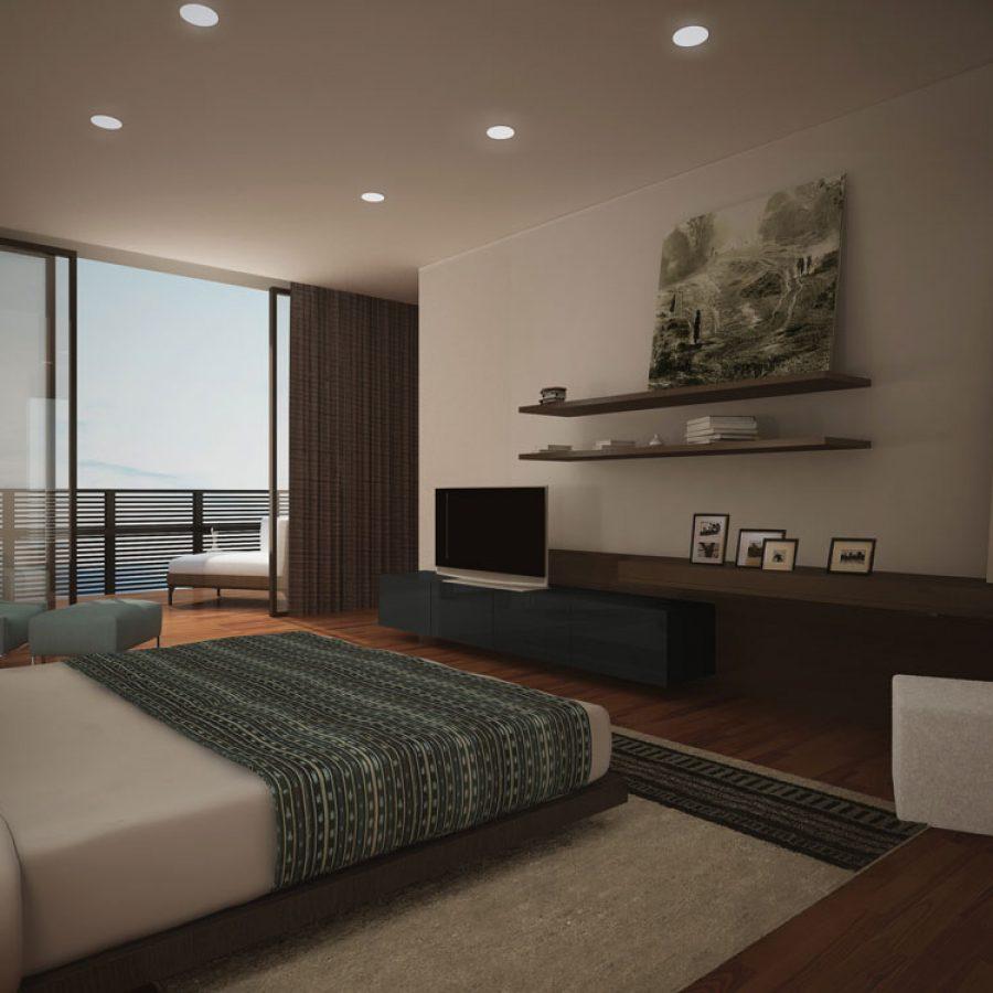G1B Master Bedroom