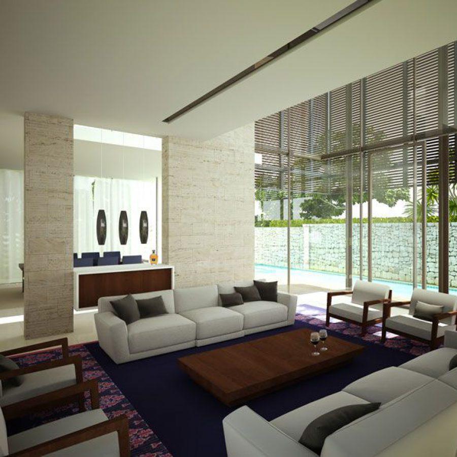 G2 Living Room