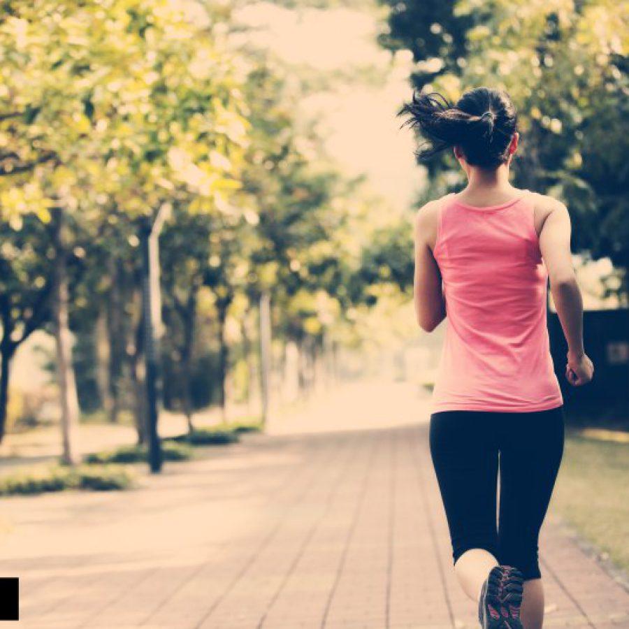 Emaarm Digi Homes Jogging Track