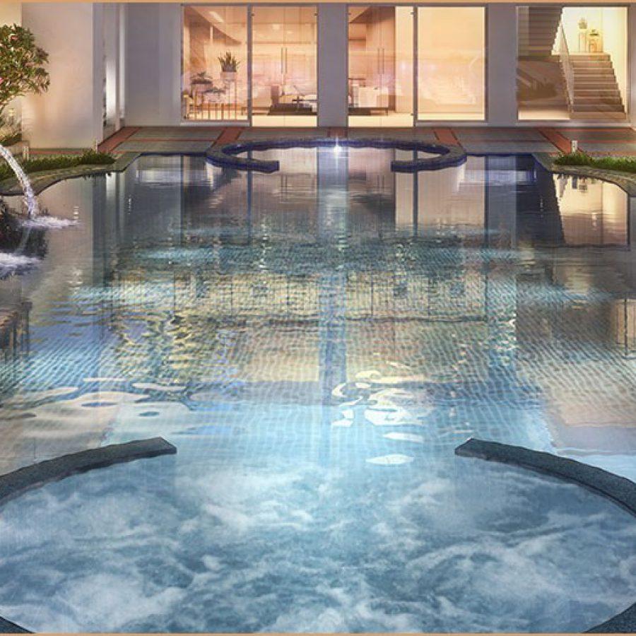 Coronation Square Pool