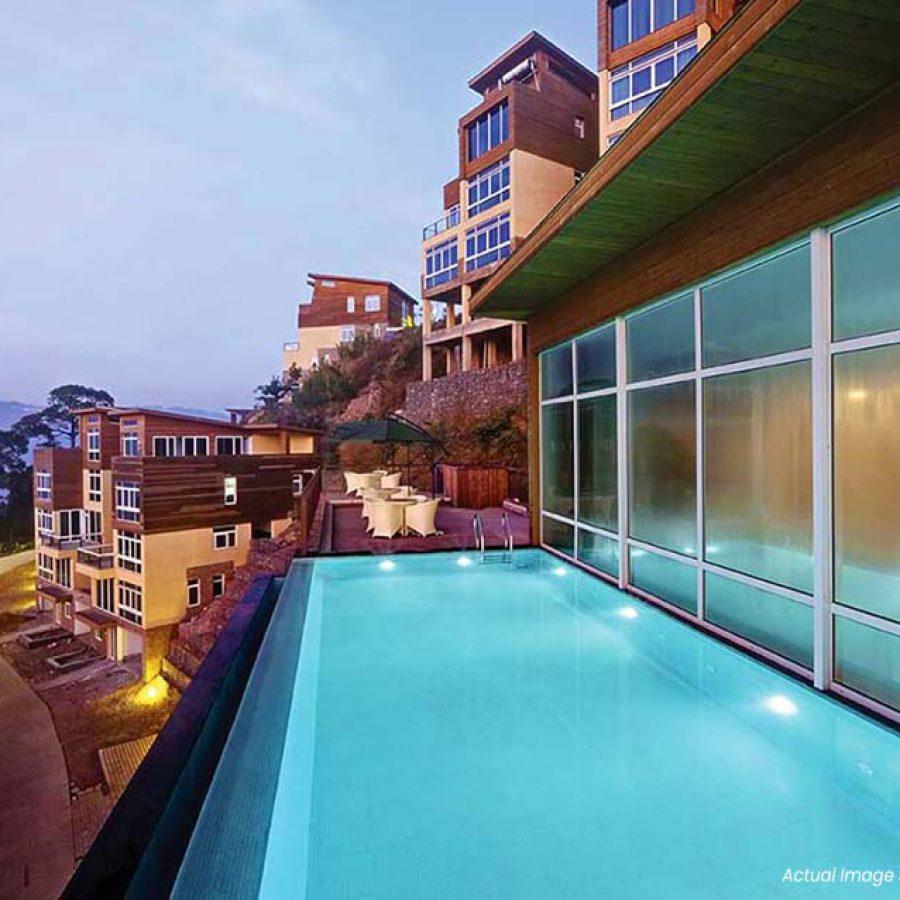 Indoor Temperature Controlled Pool