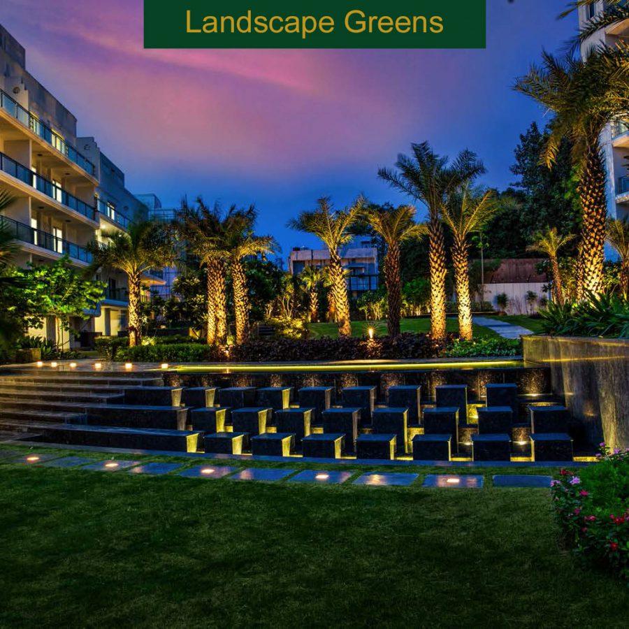 Landscape Greens