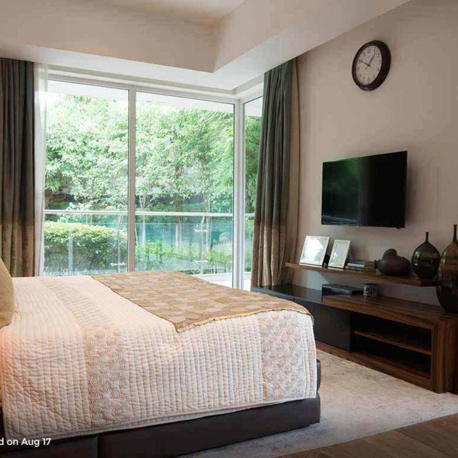 Mahindra Luminare - Bedroom1