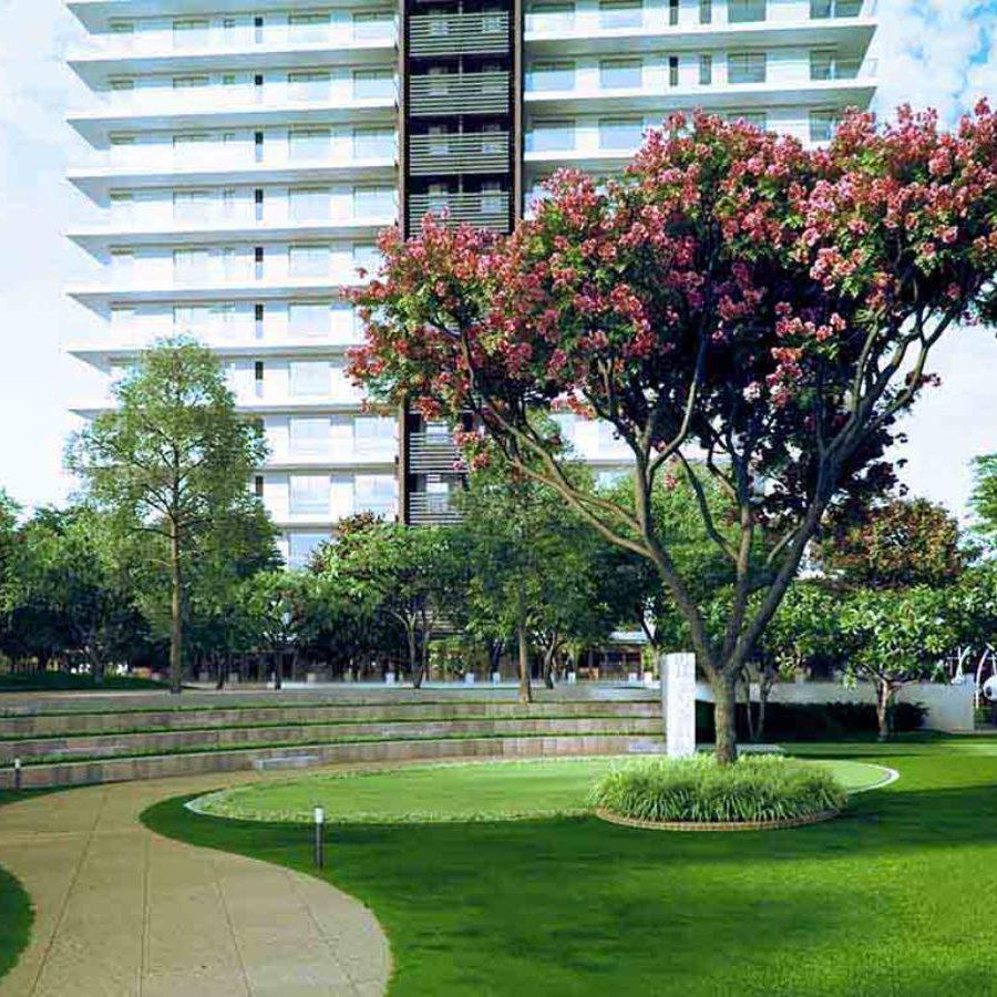 Mahindra Luminare - Central Green