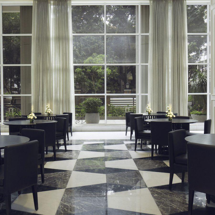Prestige Edwardian Dining Area