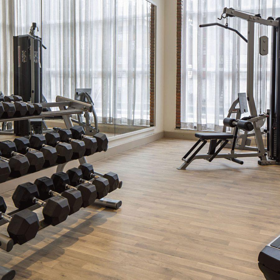 Prestige Edwardian Gym