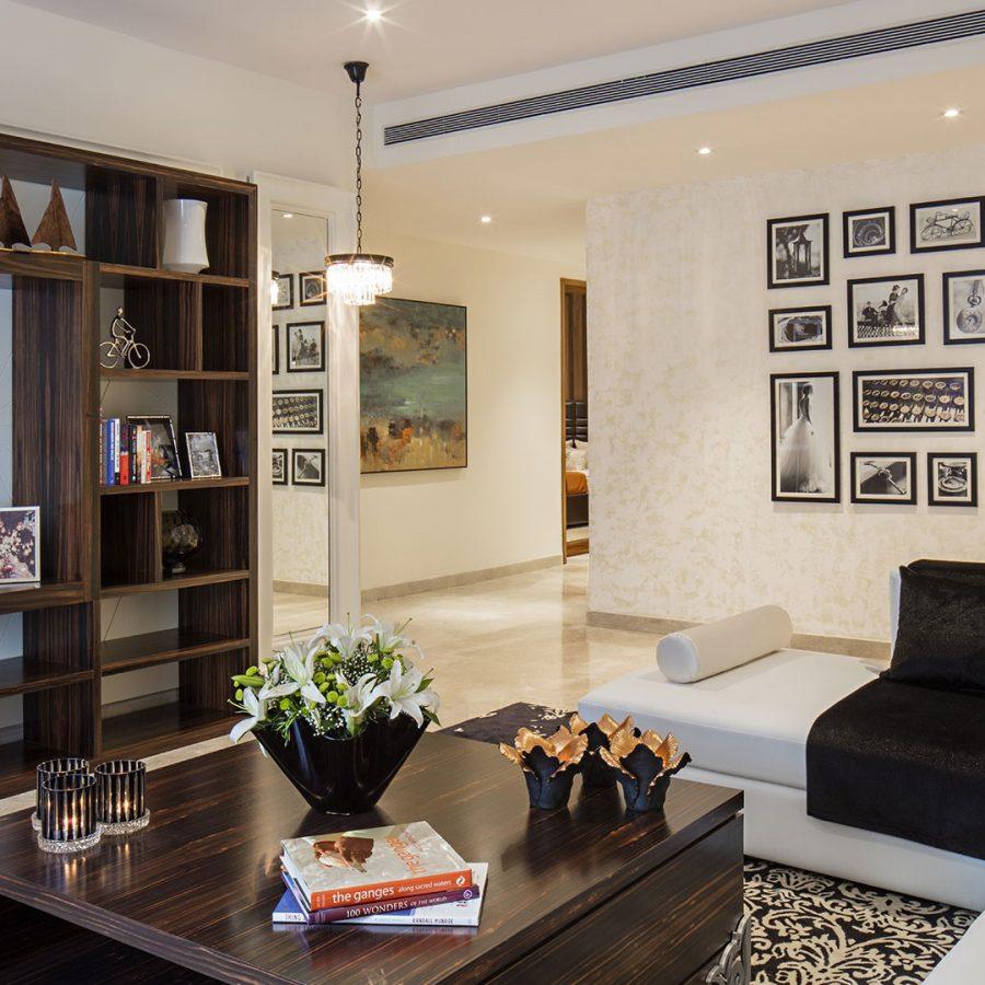 Prestige Edwardian Living Area