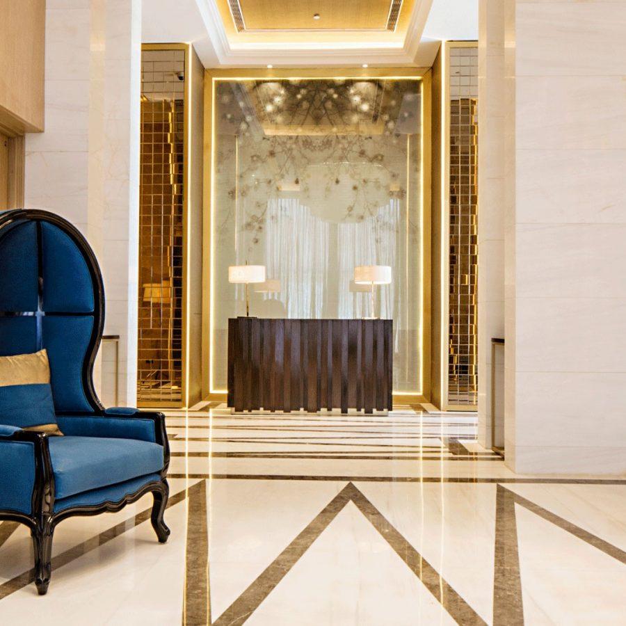Prestige Hermitage Luxurious Interiors